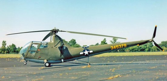 Sikorsky R-6A Hoverfly II
