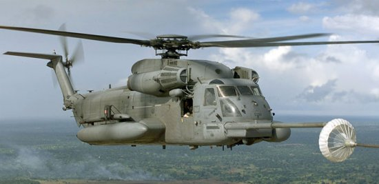 Sikorsky MH-53M Pave Low